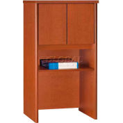 "Series C Auburn Maple 24"" Storage Hutch"