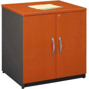 "Bush Furniture Storage Cabinet - 30"" - Auburn Maple - Series C"