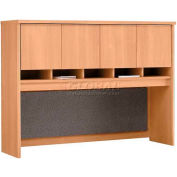 "Series C Light Oak 60"" Hutch"