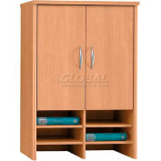 "Series C Light Oak 30"" Hutch"