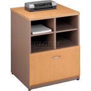 "Series A Light Oak 24"" Storage Unit"