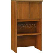"Series C Warm Oak 24"" Storage Hutch"