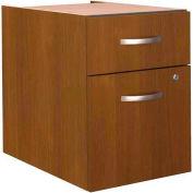 Series C Warm Oak 3/4 Pedestal B/F