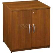 "Bush Furniture Storage Cabinet - 30"" - Warm Oak - Series C"