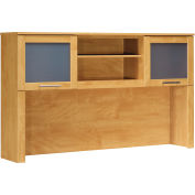 "Somerset 60"" Hutch Maple Cross"