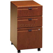 Series A Hansen Cherry Three-Drawer File (Pro) Setup