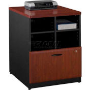 """Bush Furniture Storage Cabinet - 24"""" -  Hansen Cherry - Series A"""