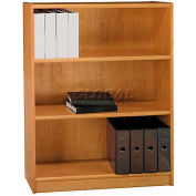 "Universal 48""H Bookcase Snow Maple"
