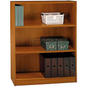 "Universal 48""H Bookcase Royal Oak"