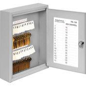 Sandusky Buddy 0130-1 - 30 Key Cabinet - Gray