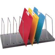 Classic™ 8 Section Wire Organizer - Platinum