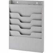 Task File Organizer Rack - Platinum