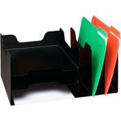 Classic™ Desk Combo - Legal Size - Black