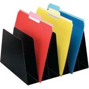 Mirage® 6 Pocket Vertical Seperator - Black