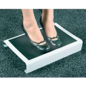 Standard Width Foot Rest - Platinum