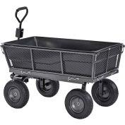 Sandusky® Steel Dump Wagon CW5024 25 x 16 - 1200 Lb. Capacity