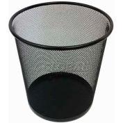 Mesh Rounded Wastebasket
