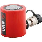 """BVA Hydraulics Low Profile Hydraulic Cylinder HL2002, 20 Ton, 1.75"""" Stroke"""