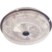 Broan Fan-Forced Low Profile Ceiling Heater With Enclosed Sheathed Element 157 - 1250W/120V Aluminum