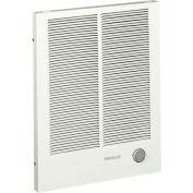 Broan Wall Heater High Capacity 198 - 4000/3000/2000/1500W, 240/208V White