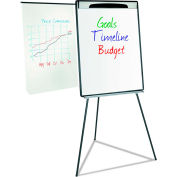 MasterVision Dry Erase Tripod Presentation Easel W/Extension Arms