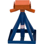 "Brownell Boat Stands Acme Threaded Jack, Straight Base Rigid Top 15""-24"" - K4"
