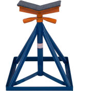 """Brownell Boat Stands Acme Threaded Jack, Straight Base V Top 20""""-32"""" - KS1"""