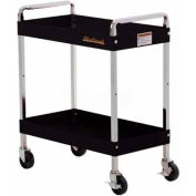 "Blackhawk 92700UC 30"" Basic Black Utility Cart"