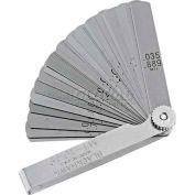 "Blackhawk MT-1049 .0015-.035"" 25 Blade All Purpose Feeler Gauge"