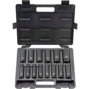 "Blackhawk UW-1514DS 1/2"" Drive 14 Piece Deep Impact Socket Set, 6 Point"