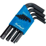 Blackhawk ZW-69 9 PC. 1.5MM-10MM Metric Standard Arm Hex Key Set