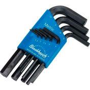 Blackhawk™ By Proto® ZW-69 9 Piece Metric Hex Key Set