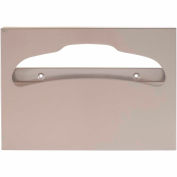 Bradley Toilet Seat Cover Dispenser, Surface Mount Stainless Steel 5831-000000 Package Count 3