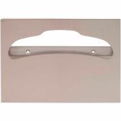 Bradley Toilet Seat Cover Dispenser, Surface Mount Stainless Steel - 5831-000000