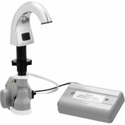 Bradley Automatic Liquid Soap Dispenser, Counter Mount Silver - 6315-000000