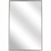 """Bradley Angle Frame Mirror 18"""" x 36"""" - 780-018360"""