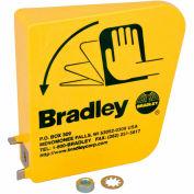 Bradley® S45-123 Plastic Eyewash Handle Prepack