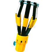 Bayco® Standard Incandescent Changer LBC-100, Yellow, 6-PK - Pkg Qty 6