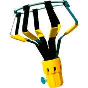 Bayco® Floodlight Changer LBC-200, Yellow, 6-PK - Pkg Qty 6