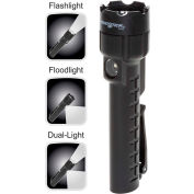 Night Stick® NSP-2422R Dual-Light with Magnet - Black - Pkg Qty 4