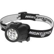 Night Stick® NSP-4602B Dual LED Headlamp - 30 Lumens - Pkg Qty 4