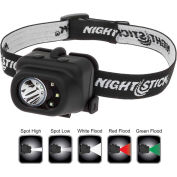 Night Stick® NSP-4610B Multi-Function Headlamp - 150 Lumens - Pkg Qty 4