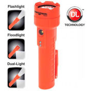 NightStick® NSR-2522RM Rechargeable Magnetic Dual-Light™ Flashlight - Pkg Qty 2