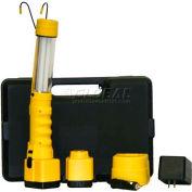 Bayco® Professional Cordless Fluorescent Work Light Kit SLR-9014, Molded Case, 14.4V