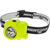 Night Stick® XPP-5450G Safety Rated/Intrinsically Safe Headlamp - 60 Lumens - Pkg Qty 4