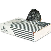 Plastic Liner Bags for Sanitary Napkin Receptacles, 1,000 per Carton - EXCLB1718