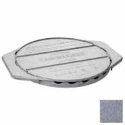 Cambro 1210PW191 - Camwarmer Heat Retentive Pellet Enclosed, Heat Resistant Top & Bottom Tray, Gray