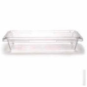"Cambro 12183CW135 - Camwear Food Storage Container, 12"" x 18"" x 3-1/2"" - Pkg Qty 6"