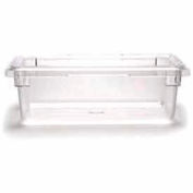 Cambro 12186CW467 - Camwear Food Storage Container, 12x18x6, 3 Gallon Capacity, Safety Red - Pkg Qty 6