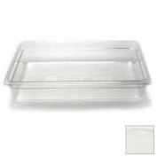 "Cambro 14PP190 - Food Pan, Full Size, 4"" Deep, Translucent Polypropylene, NSF - Pkg Qty 6"